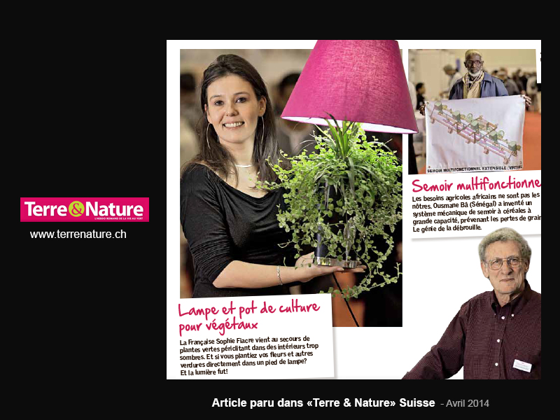 Lumipouss' article Terre & Nature