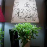 Lampe végétale Lumipouss' salon de strasbourg