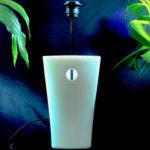 Lampe à poser Lumipouss' avec réserve d'eau et système d'éclairage